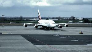 Airbus A380. Prostě náádhera.